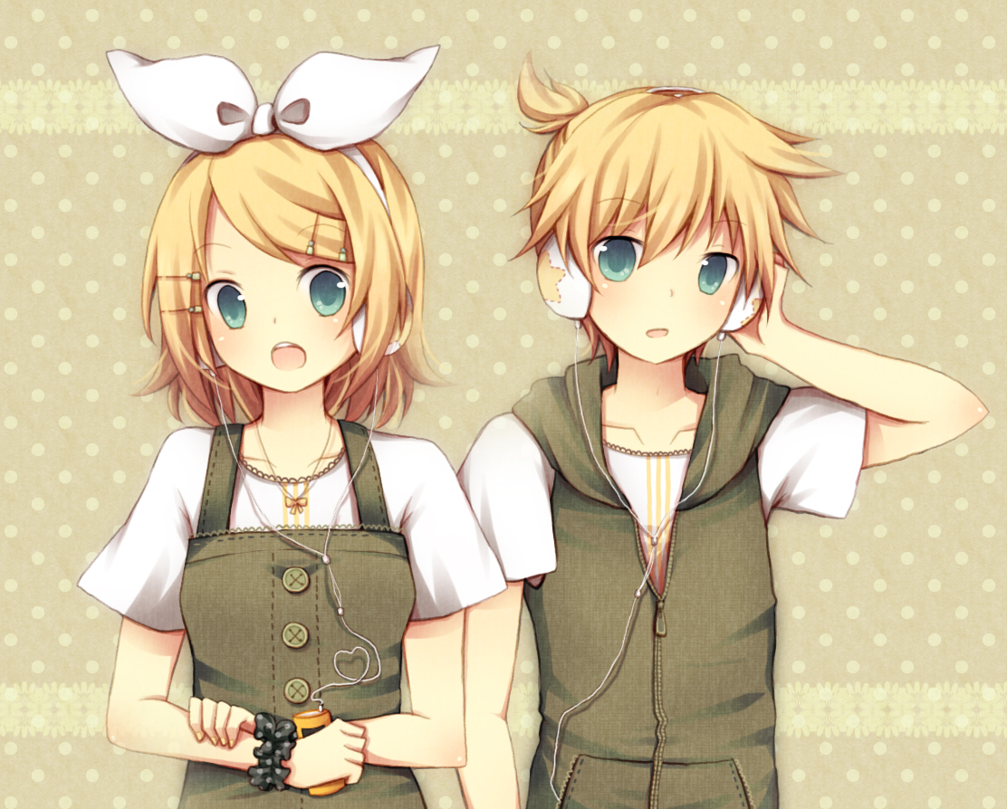 After East Gate  Rin Len goodies