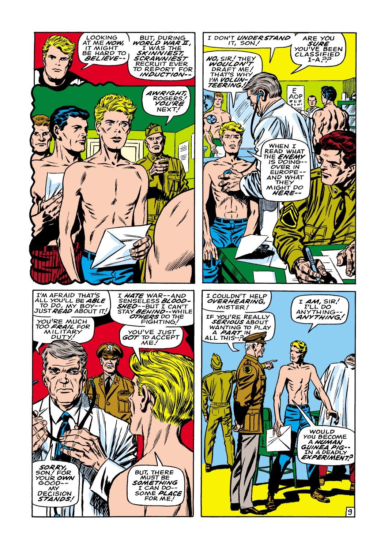 Captain America (1968) Issue #109 #23 - English 10