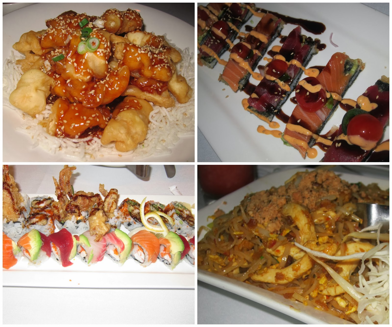 All Seasons Table Pan Asian Restaurant in Malden