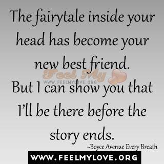 The fairytale inside your head