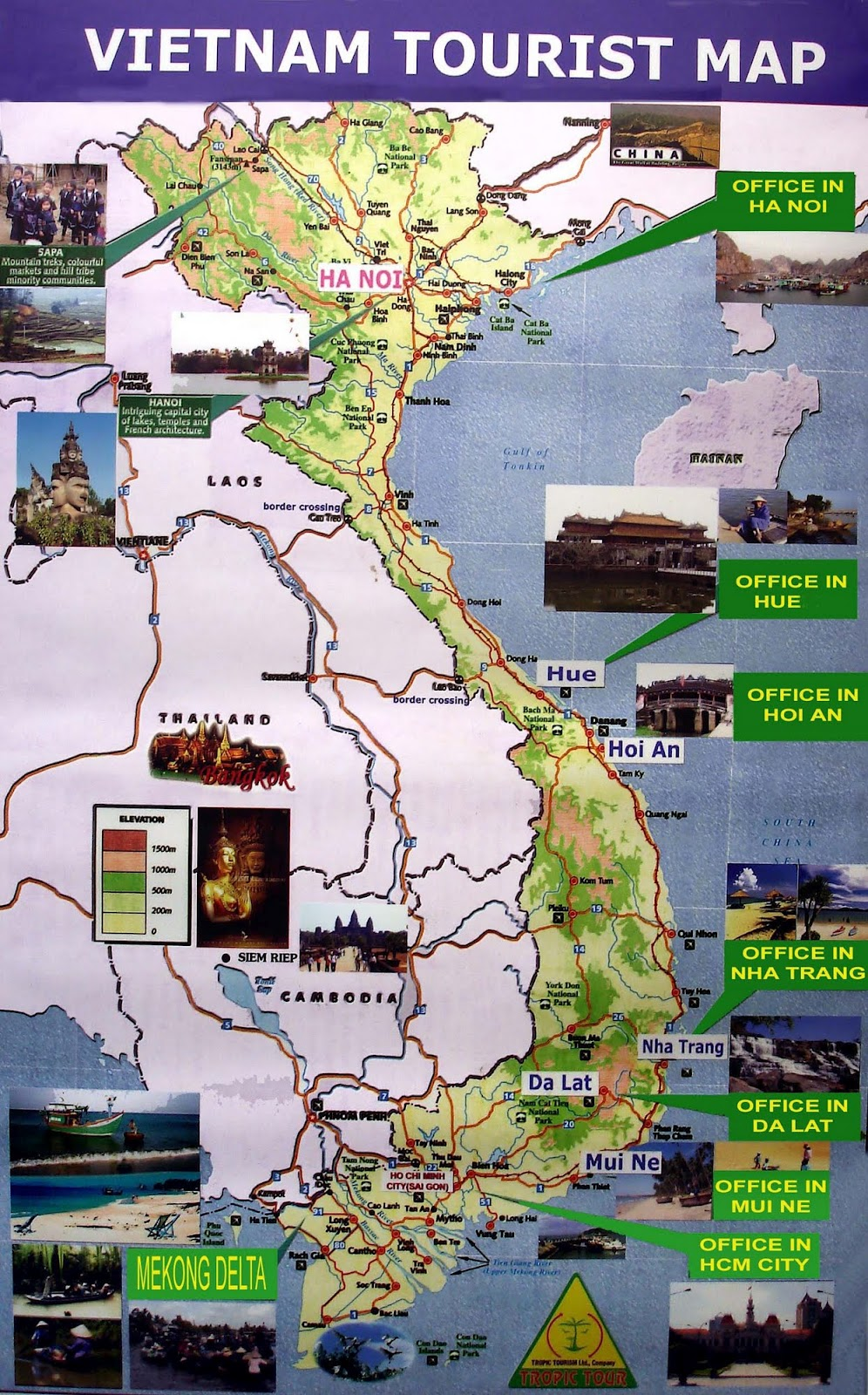 tobiak travel TRAVEL AROUND THE WORLD ALANKABUUT AYAT 20 – Tourist Attractions Map In Vietnam