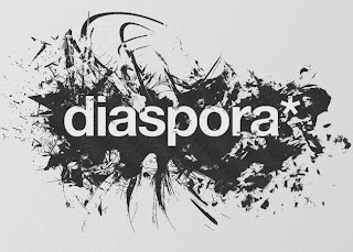 Diáspora logo