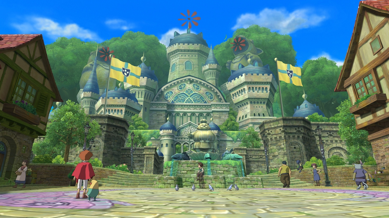 Ni No Kuni HD & Widescreen Wallpaper 0.430464683623884