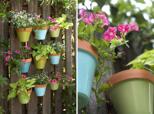 pot bunga unik: Desain unik pot bunga untuk taman