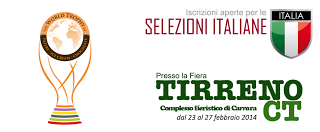 campionato mondiale di cake designer e coppa del mondo di pasticceria gelateria cioccolateria iscrizioni alle selezioni italiane aperte!
