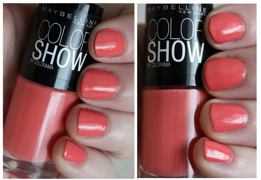 Maybelline Color Show nail polishes - photos, swatches | Lovely ...