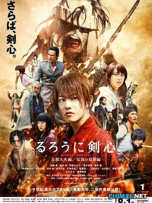 Phim Lãng Khách Kenshin 2