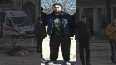 Nabil Fadli Pelaku BOM Turki