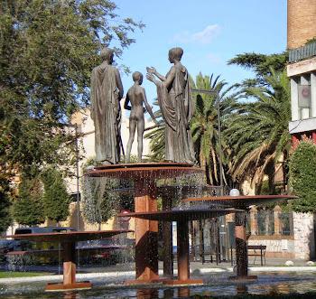 La ruta de les escultures a Reus