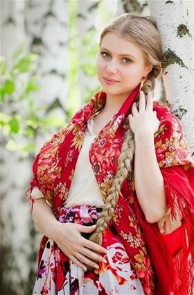 Travel Russian Women Names 39