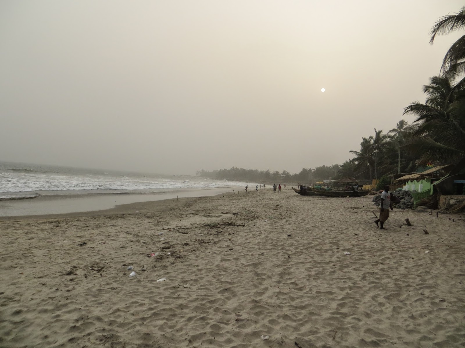 studying in ghana an african journey a trip to kokrobite beach