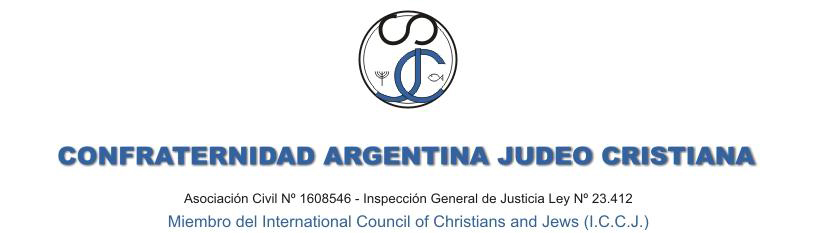 Confraternidad Argentina Judeo Cristiana