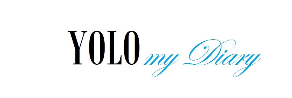 YOLO my diary