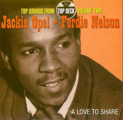 Top Sounds from Top Deck - Vol. 2 - Jackie Opel & Ferdie Nelson - A love to share (1997)
