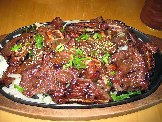 Korean Galbi