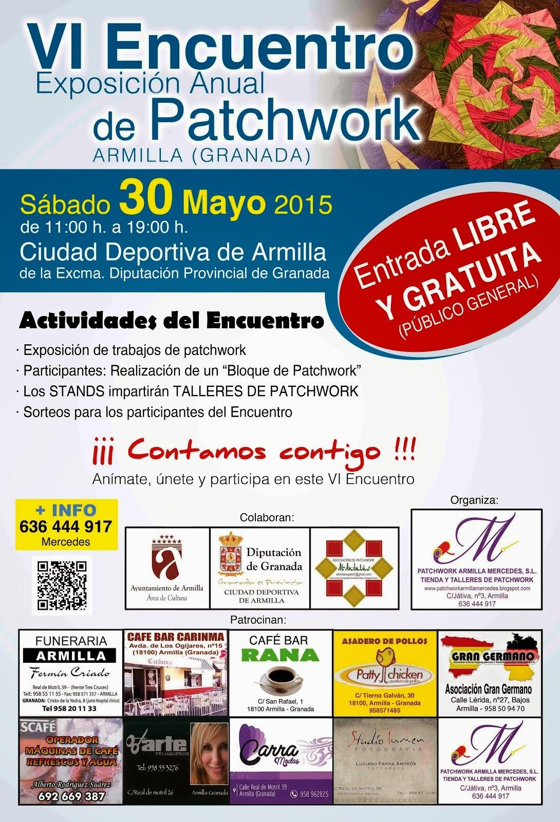 VI ENCUENTRO 30 Mayo 2015