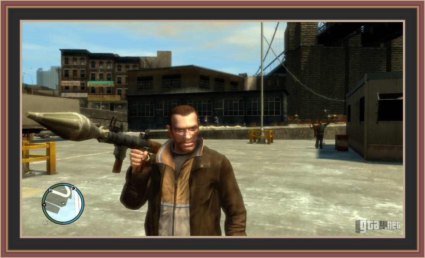 Grand Theft Auto IV Screen Shot no.3