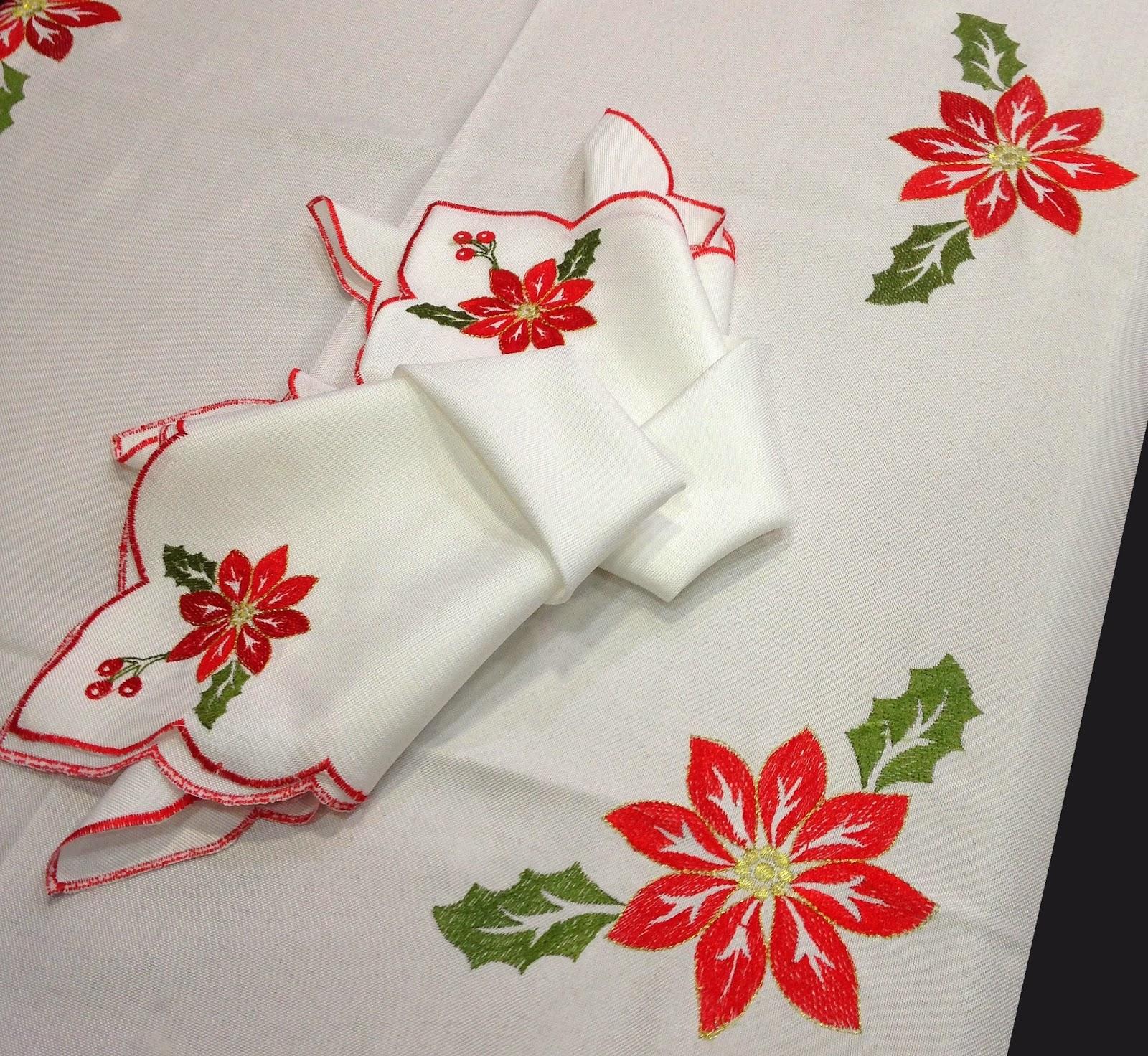 Manteles de navidad bonitos y decorativos decorando tu - Decorativos de navidad ...