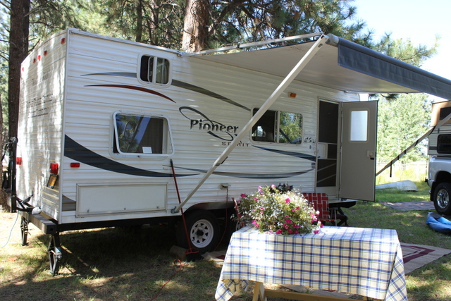 Lastest Central Oregon Sun And Smells Of Pine In The Warm Weather  We Had A Great Time, But We Think They Need To Have Signs Pointing Out Where The Dump Sites Are The Rv Sites Were Spacious And Private The Bathrooms Were Clean And Stocked
