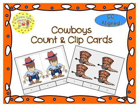 http://www.teacherspayteachers.com/Product/Cowboys-Count-Clip-Cards-Common-Core-Aligned-903253