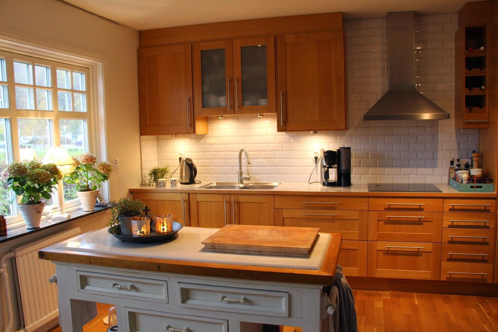 Sabelhagens olivlund : snart är köket historia