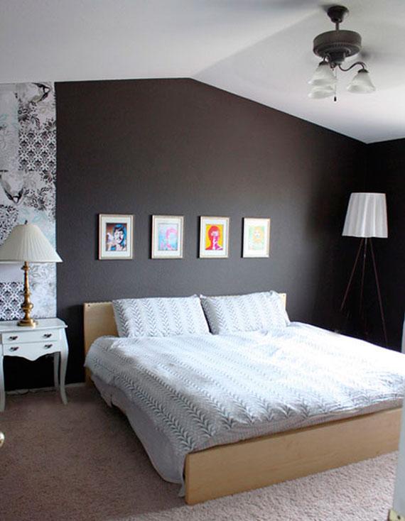 Quarto cinza  dcoracaocom  blog de decoração e tutorial diy