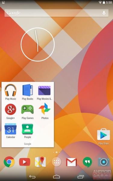 Le nuove icone utilizzate su Android potrebbero debuttare molto presto