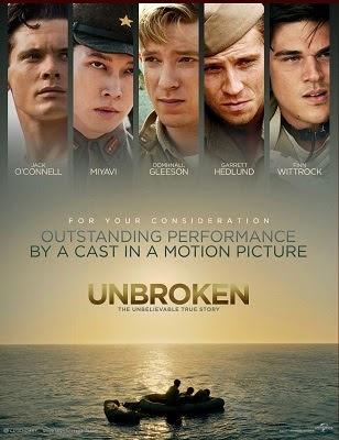 Trailer Unbroken Bioskop 2015