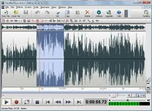 WavePad Sound File Editor