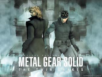 #19 Metal Gear Solid Wallpaper