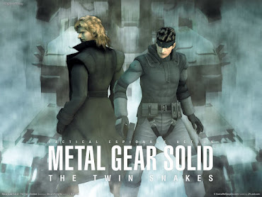 #19 Metal Gear Solid Wallpaper
