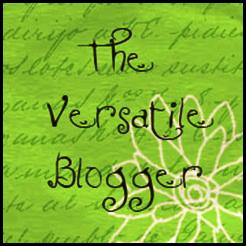 Prémio 'Versatile Blogger Award' 13