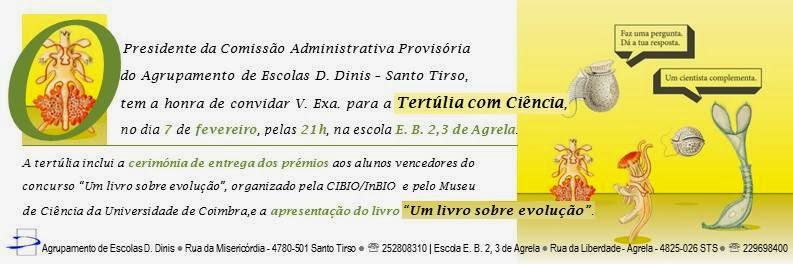 http://umlivrosobreevolucao.blogspot.pt/