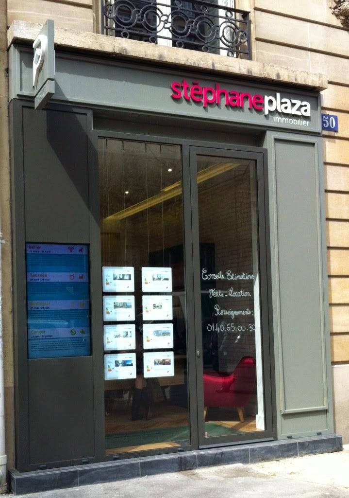 vis ma vie paris l 39 agence immobili re de st phane plaza. Black Bedroom Furniture Sets. Home Design Ideas