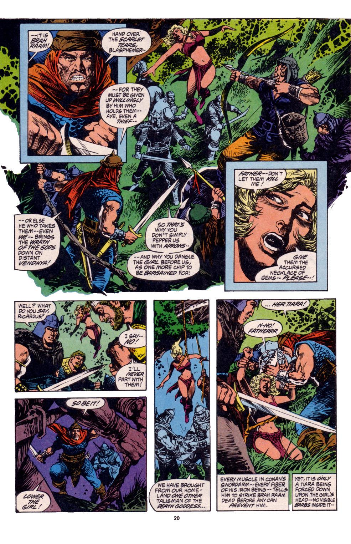 Conan the Barbarian (1970) Issue #261 #273 - English 16