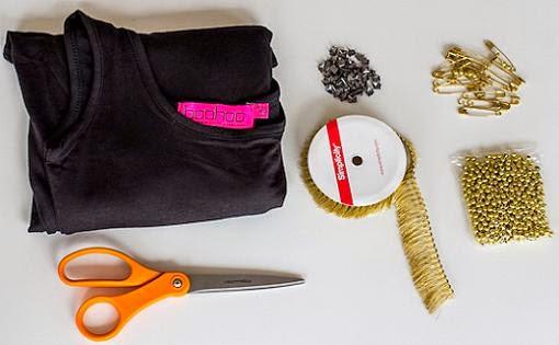 como customizar enfeitar reciclar vestido