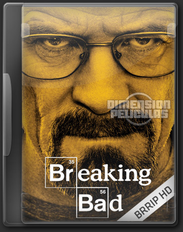 Breaking Bad (Temporadas 1-5 BRRip Inglés Subtituladas)