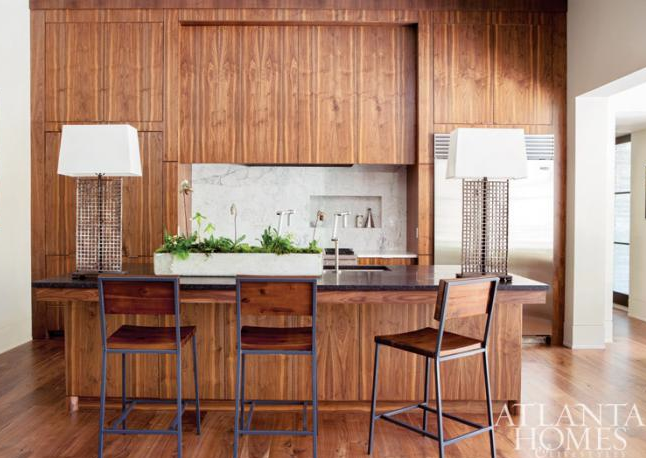 (via D Home Magazine, Dwell + Elle Decoration, And Atlanta Homes And  Lifestyles)