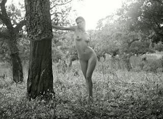 Malgosia Bela nude in 2012 Pirelli Calendar