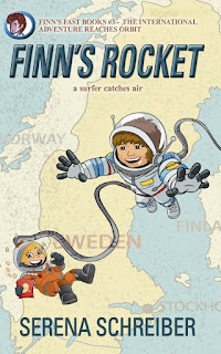 Finn's Rocket Book Blast Giveaway
