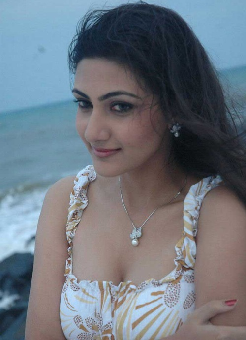 Neelam Hot Stills at Beach