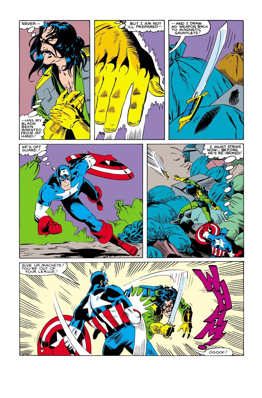 Captain America (1968) Issue #302 #230 - English 10