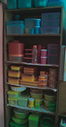 My Organized Kitchen with Tupperware Brand