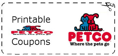 Printable Petco Coupons