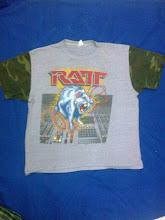 VTG RATT 85 DIY CAMO (SOLD)