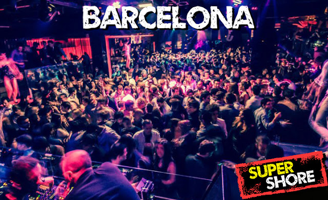 MTV Super Shore en Barcelona