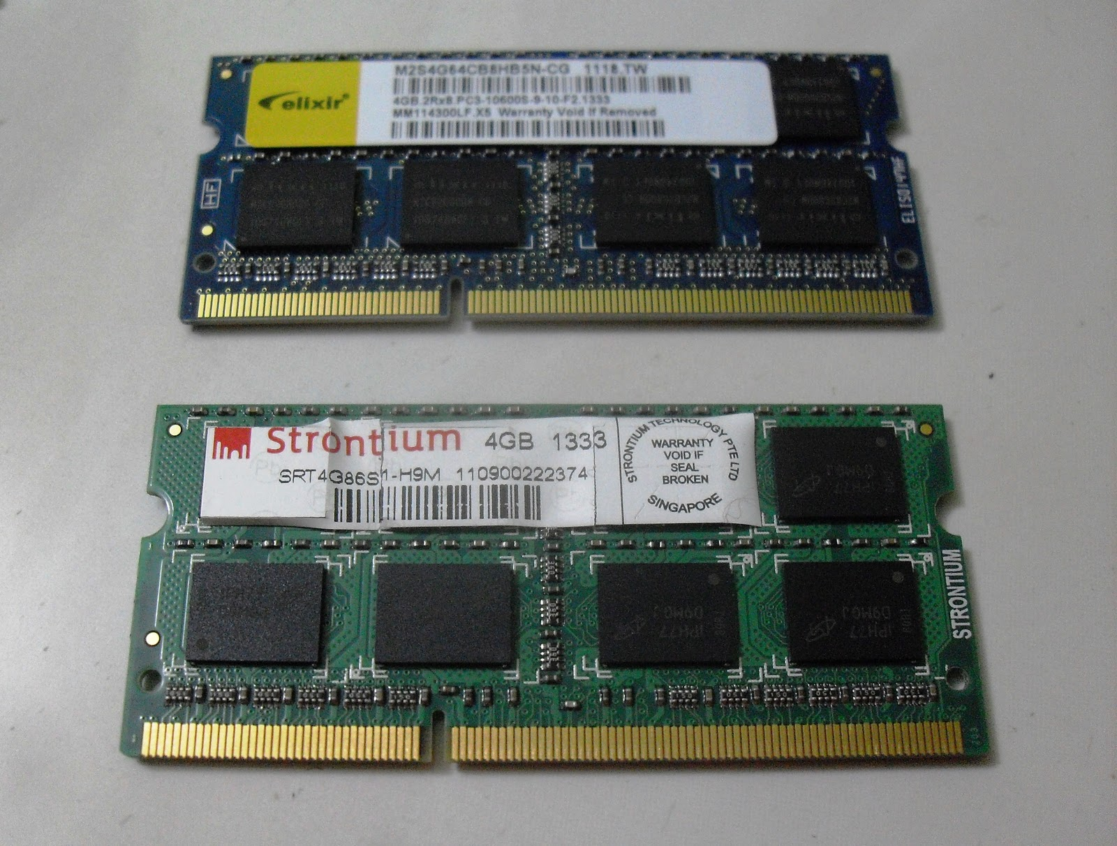 Laptop Ram 4Gb Ddr3