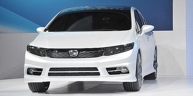 Honda Car Price List