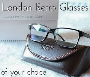 London Retro Glasses Giveaway