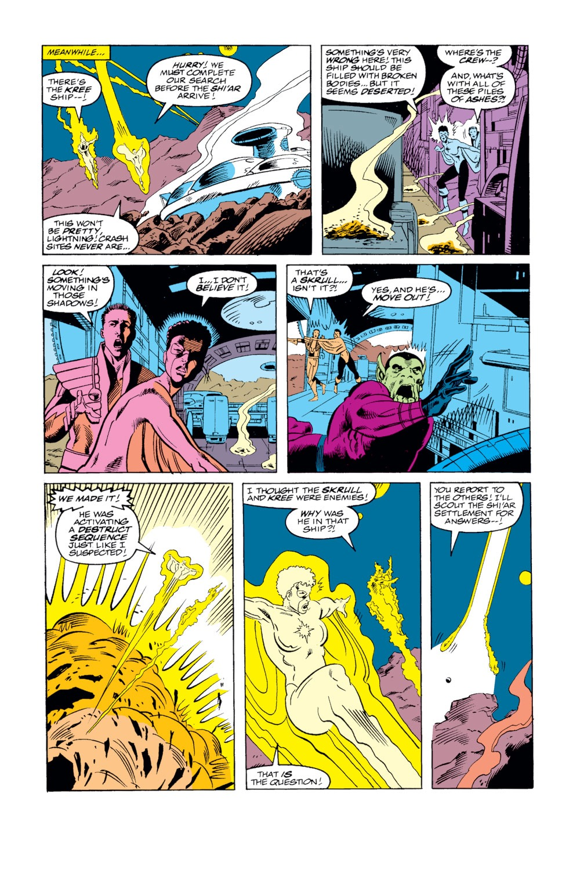 Captain America (1968) Issue #398g #337 - English 15